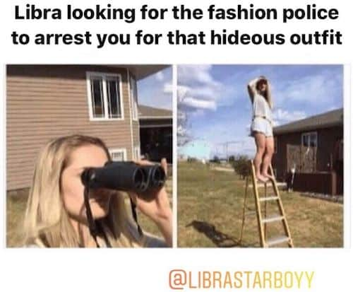 Funny Libra Memes that will make you feel attacked - OurMindfulLife.com / hilarious and accurate memes about Libra personality, Libra facts and Libra problems
