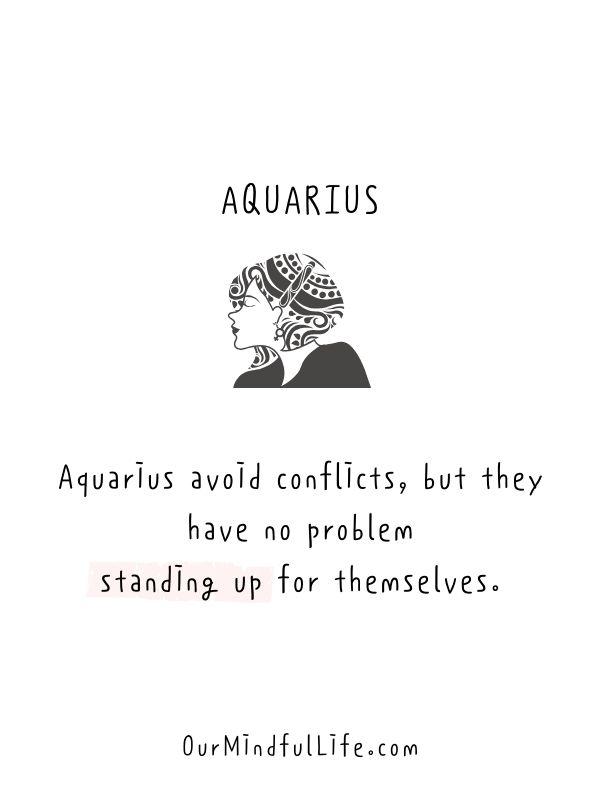 Aquarius what man say to to an 21 Sassy,