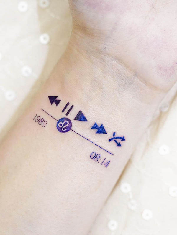 65 Leo Tattoos To Showcase Your Pride Of Being A Lion